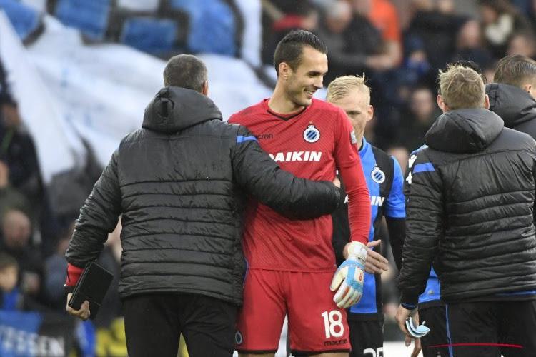 Officiel : Guillaume Hubert est prêté par le Club de Bruges
