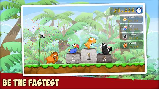 Dino Rush Race 4