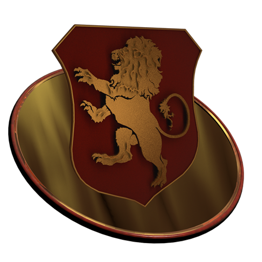 Lion Coat of Arms 3D LWP
