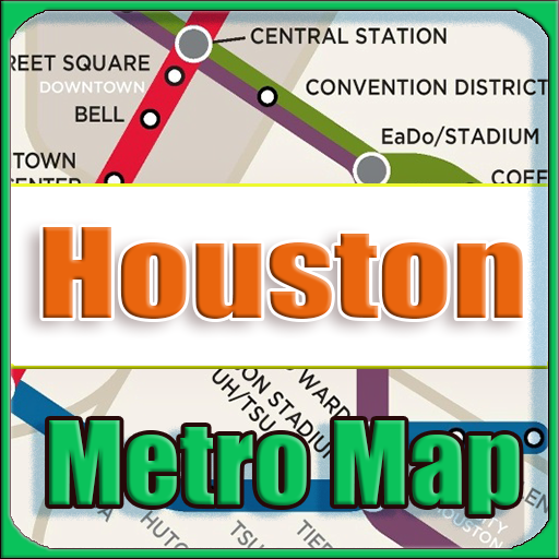 Houston Texas Subway Map.Houston Usa Metro Map Offline Apps En Google Play