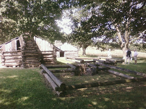Photo: Rhode Islanders encampment site