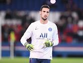 Sergio Rico annonce qu'il quitte le Paris Saint-Germain