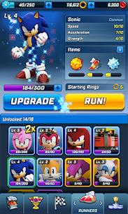 Sonic Forces Speed Battle 2.7.1 Mod Apk (Unlimited Money) Latest Version Download 4