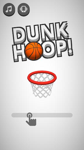 Dunk Hoop 1.1 screenshots 5