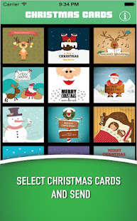 Christmas cards animation apps on google play screenshot image m4hsunfo