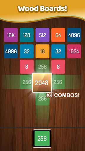 X2 Blocks - Merge Puzzle 2048 apkslow screenshots 8