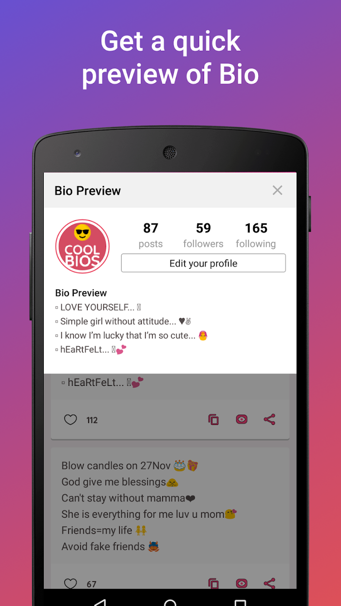 Instagram Bio Ideas For Indian Girls