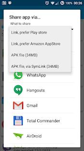Gerenciador de Apps Mod