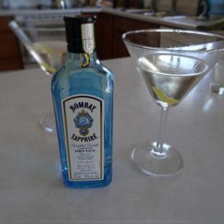 Classic Martini.