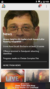 KHQ Local News- screenshot thumbnail