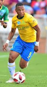 Andile Jali of Mamelodi Sundowns has a two-year-old child with a Joburg businesswoman.