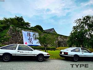 スプリンタートレノ AE86 GT-APEXのカスタム事例画像 イチDさんの2021年01月28日22:12の投稿
