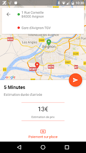 Taxi Avignon- screenshot thumbnail
