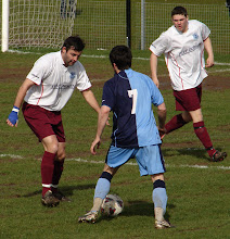 Photo: 02/04/11 v Newcastle Benfield (Northern League Div 1) 3-4 - contributed by Andy Gallon