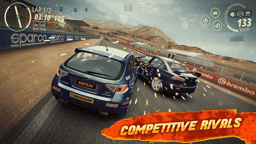 Sport Racing APK MOD screenshots 2