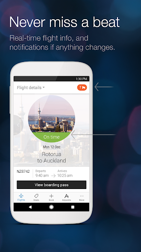 Air Nz Mobile App By Air New Zealand Google Play United States