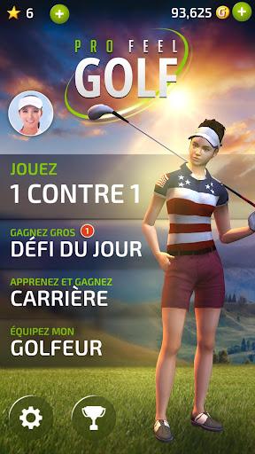 cofe trichePro Feel Golf  1