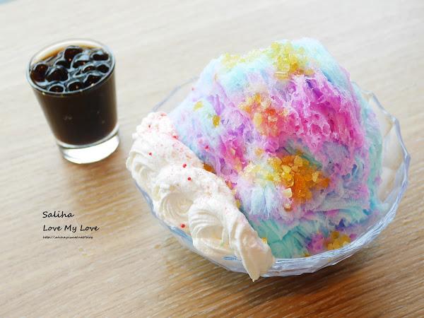 ICE MONSTER永康創始店,台灣第一碗芒果冰,夢幻獨角獸冰,ig打卡美食