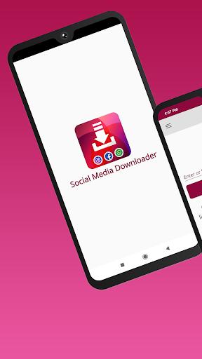 Social Media Downloader 1.0.4 screenshots 1