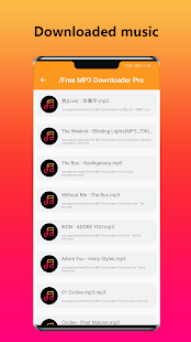 Pro - Free MP3 Downloader & Download Music
