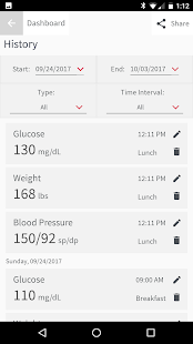 OnTrack Diabetes- screenshot thumbnail