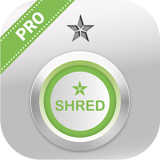 iShredder™ 5 PRO Data Shredder app for Android