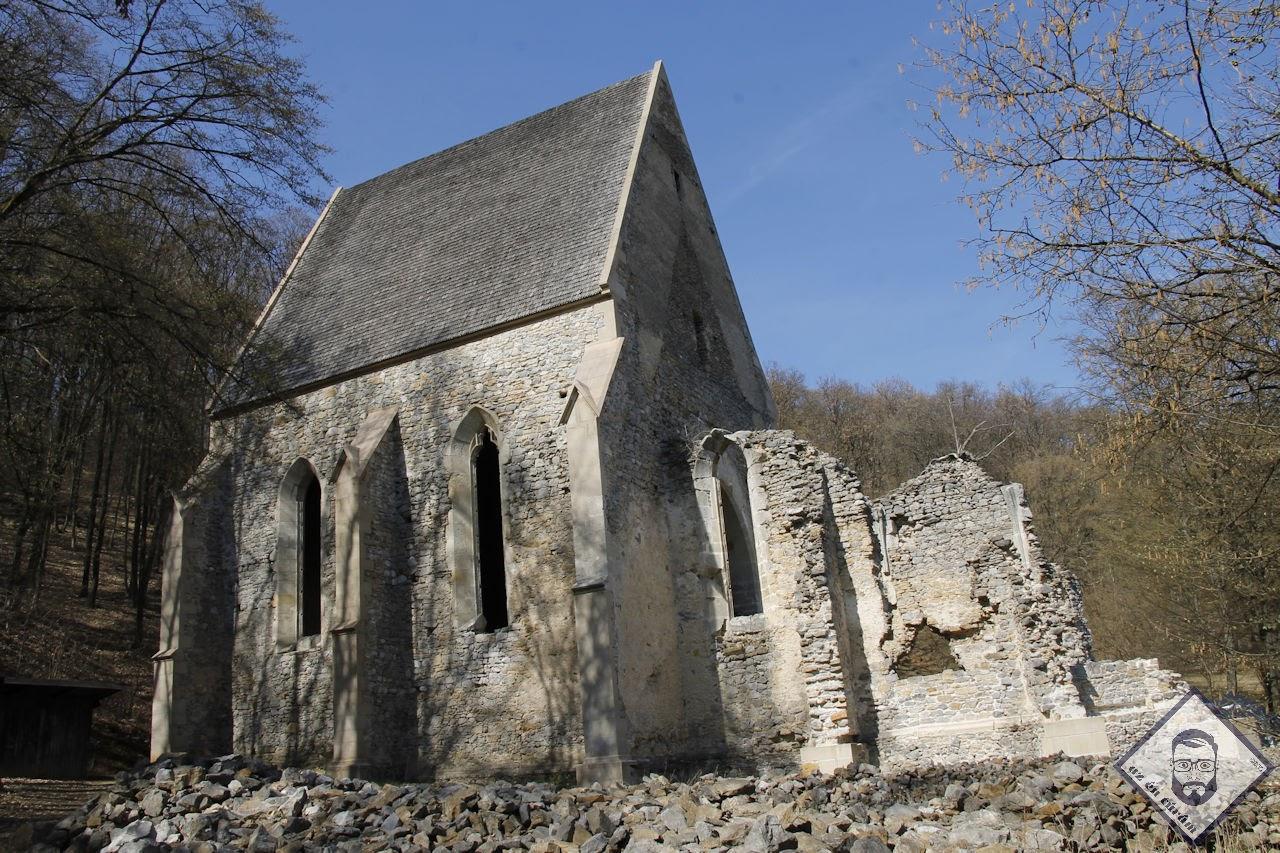 KÉp / Martonyi pálos kolostor romjai