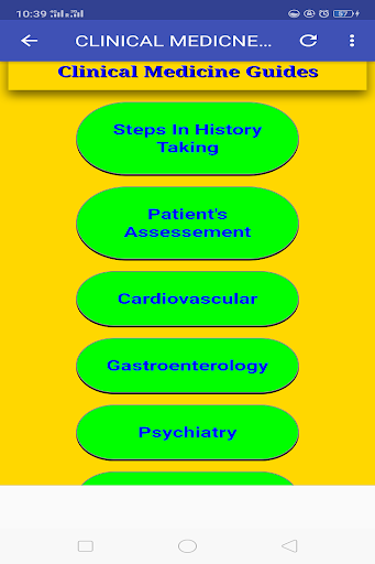 Clinical Medicine & Surgery screenshot 8