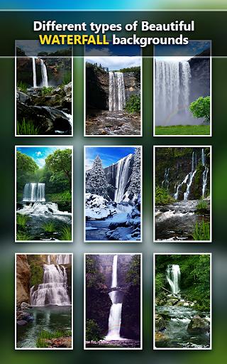 Waterfall Photo Frames 1.1 screenshots 4