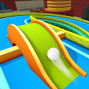Mini Golf 3D City Stars Arcade Rival multijugador