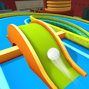 Mini Golf 3D City Stars Arcade - Multiplayer Rival