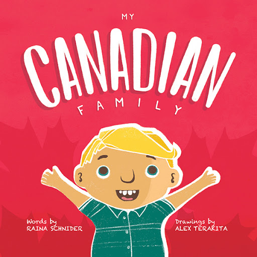 My Canadian Family cover