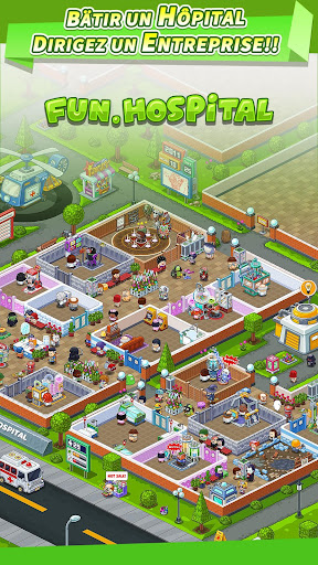 Code Triche Fun Hospital – tycoon game  APK MOD (Astuce) screenshots 1