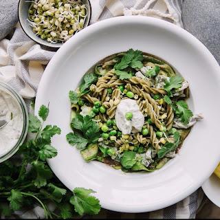 Mung Bean Pasta Recipes.