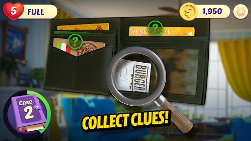 Small Town Murders: Match 3 Crime Mystery Stories 1.2.0 screenshots 3