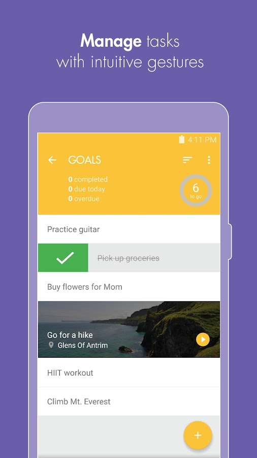 Ike - To-Do List, Task List - Android Apps On Google Play