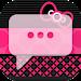 Message Theme for Hello Kitty icon