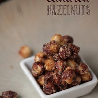 Candied Hazelnuts