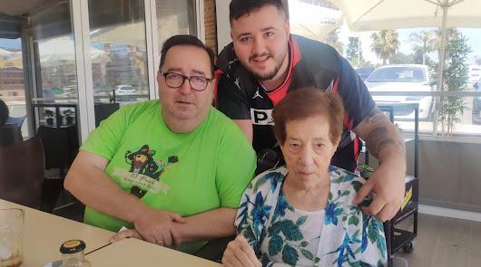 El padre del deporte roquetero cumple ¡25 años! de concejal