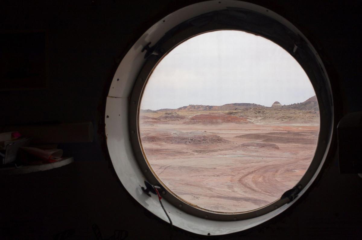 Sa mạc ở Utah nhìn từ phòng thí nghiệm cho các nhà khoa học cảm giác đang thật sự ở trên sao Hỏa.
