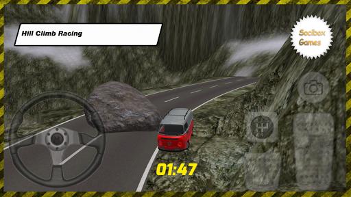 玩賽車遊戲App|ロッキー·ヴァン·ヒルクライム·レーシング免費|APP試玩