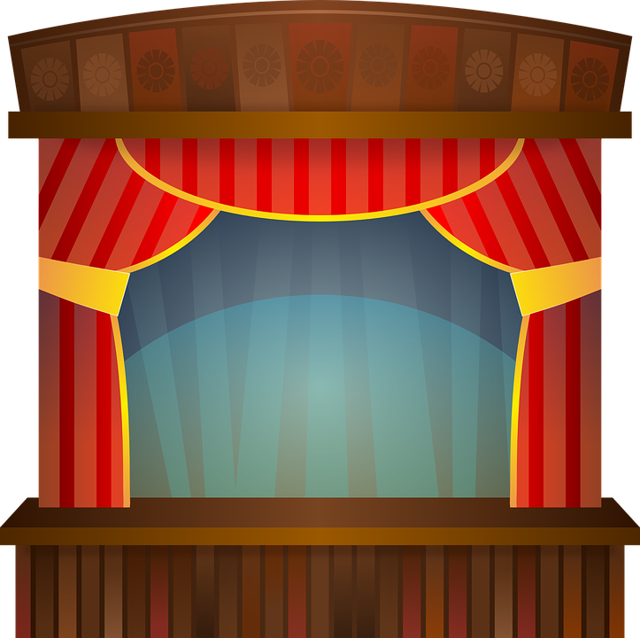 Stage, Theater, Show