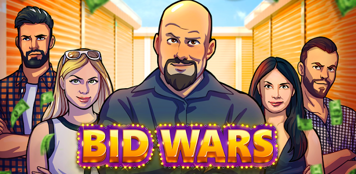 Bid Wars - Auktionswelt