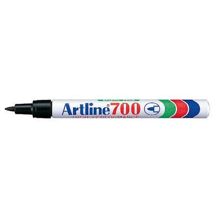 Märkpenna Artline 700 svart