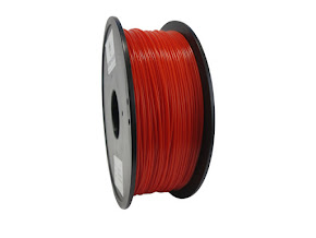 Red PLA Filament - 1.75mm