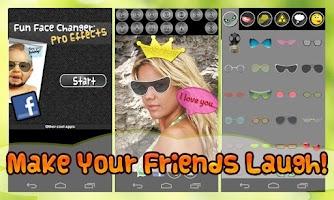 Screenshot of Fun Face Changer: Pro Effects