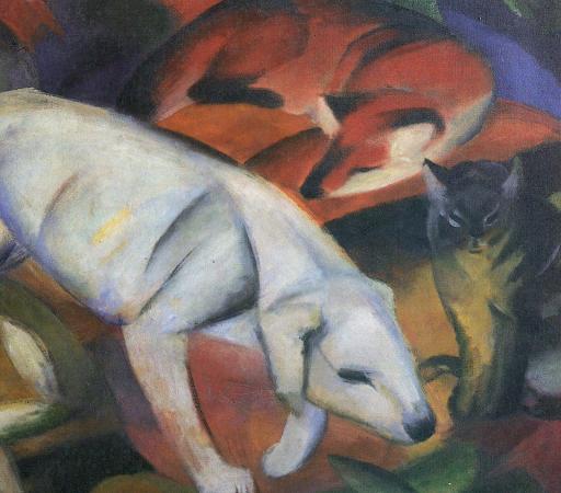 Tiersymbolik in der christlichen Kunst