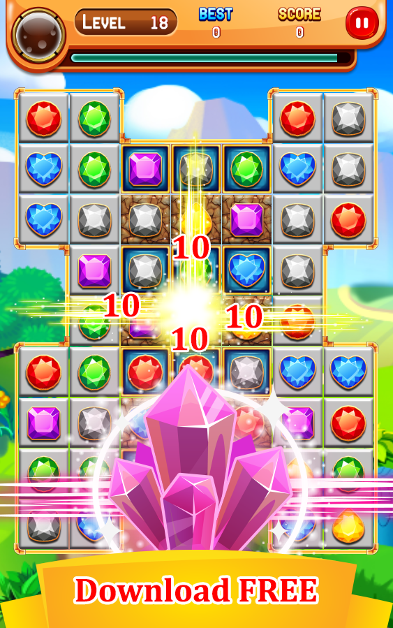 jewels blitz game