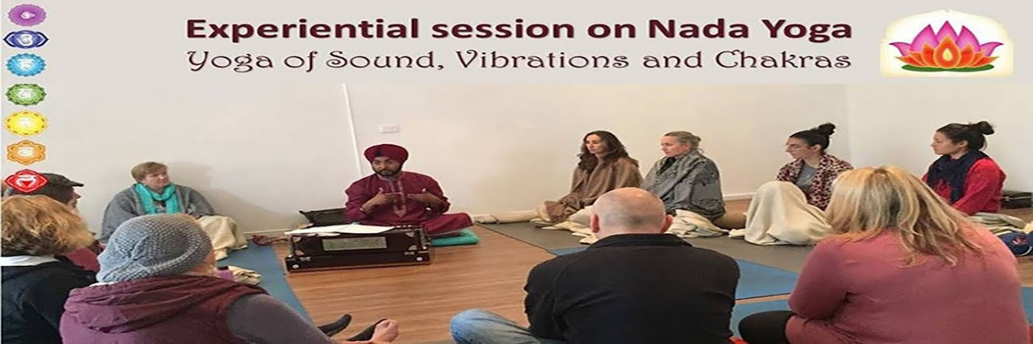 Nada Yoga: Experiential Session