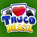 Truco Brasil - Online com voz icon